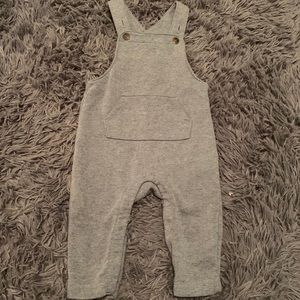 Old Navy Sweater Overalls